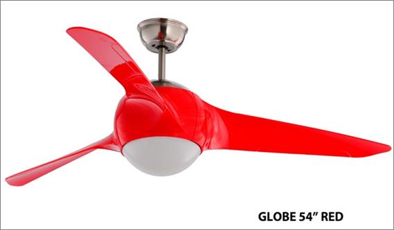 Fanco Globe Red